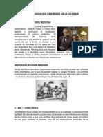 Descubrimientos Científicos de La Historia