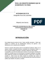 GeografÍa FÍsica de Colombia