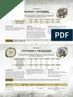 Thundriks Profiteers Warscroll