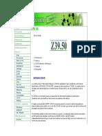 z3950 protocolo