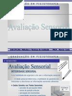 Avaliacao Sensorial, Funcao Motora, Coordenacao e Marcha.ppt