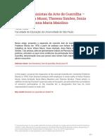 Leituras feministas da arte de guerrilha – Talita Trizoli