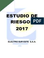 Estudio de Riesgos 2017