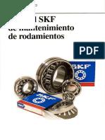 Manual SKF - Mantenimiento de Rodamientos