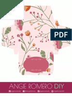 Cajas Para Joyeria Decorada Dia de La Madre Dia de La Mujer Cumpleaños Fechas Especiales