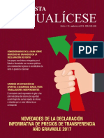 REVISTA DECLARACIÓN DE RENTA PRECIOS DE TRANSFERENCIA