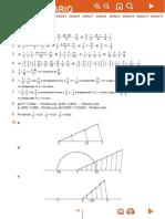 Solucionario Matemáticas 1Bach