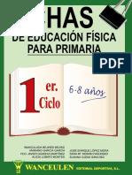 Wanceulen - Fichas de Educación Física Para Primaria 1º Ciclo