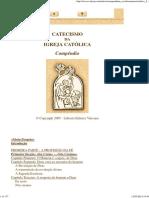 Catecismo Da Igreja Católica - Compêndio