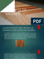 Tableros de Madera-2