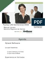 Onbase General Presentation - Copia