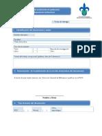 Autorizacion Distribucion Trabajo Recepcional
