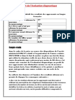 un rapport de l'évaluation diagnostique.docx