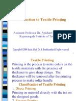 Printing English