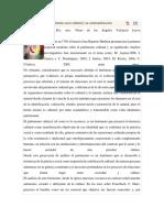 EL PATRIMONIO SOCIO CULTURAL