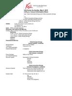 5.5.19 230 p.m. City Series 3 Concert Information Sheet