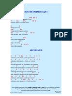 Caderno de Louvores Cifrados - Parte 1.doc