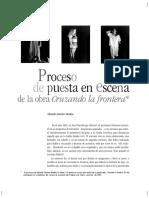 Dialnet-ProcesoDeLaPuestaEnEscenaDeCruzandoLaFrontera-1214109