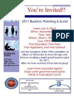 Biz Planning 2011