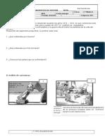 prueba diagnóstico historia 1° medio