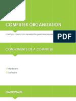 Computer Orgabmnization