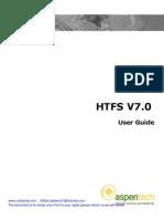 Aspen HTFSV7_0-User Guide