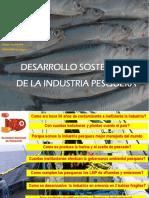 Desarrollo Sostenible de La Industria Pesquera