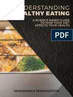 Renaissance Periodization - Understanding Healthy Eating