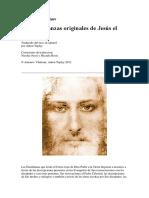 Las Enseñanzas Originales de Jesús El Cristo