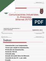 Protocolo de comunicacion tcp/ip