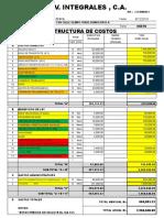 FAS ESTRUCTURA DE COSTO `PILPERCA 12-08-2019