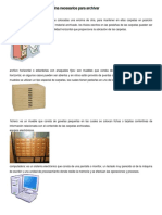Materiales de Oficina