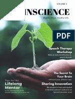 BRAINSCIENCE E-Newsletter Vol. 2