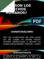 Que Son Los Derechos Humanos (1) - Copia