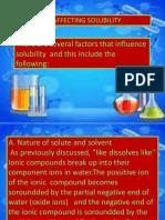 010 Chemistry Report