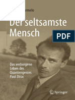 Graham Farmelo (Auth.) - Der Seltsamste Mensch_ Das Verborgene Leben Des Quantengenies Paul Dirac-Springer-Verlag Berlin Heidelberg (2016)