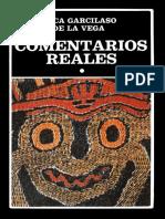 Comentarios Reales del los Incas