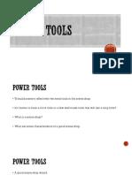 10. Power Tools Empty