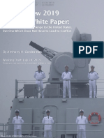 China Defence White Paper