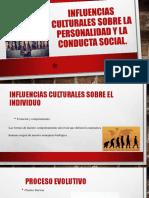 Influencias Culturales Sobre La Personalidad (1)