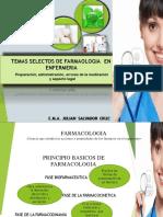 Farmacologia en Enfermeria