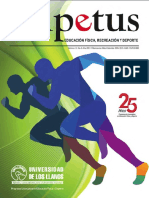 Características y demandas administrativas de las organizaciones deportivas del municipio de Medellín