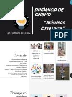 Dinámica de Grupo-NUMEROS