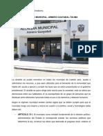 Democracia Alcaldia