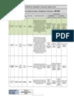 Formato Reporte de incidente, accidente y enfermedad laboral.xlsx