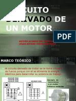 circuitos derivados de un motor