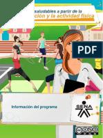 Informacion Del Programa