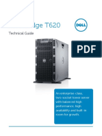Dell Poweredge t620 Technical Guide