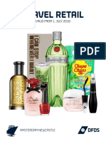 Travel Retail: Valid From 1. July 2016