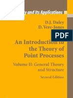 (Probability & Its Applications) GUJARATI - An Introduction to the Theory of Point Processes. Vol. 2-Springer (2008)